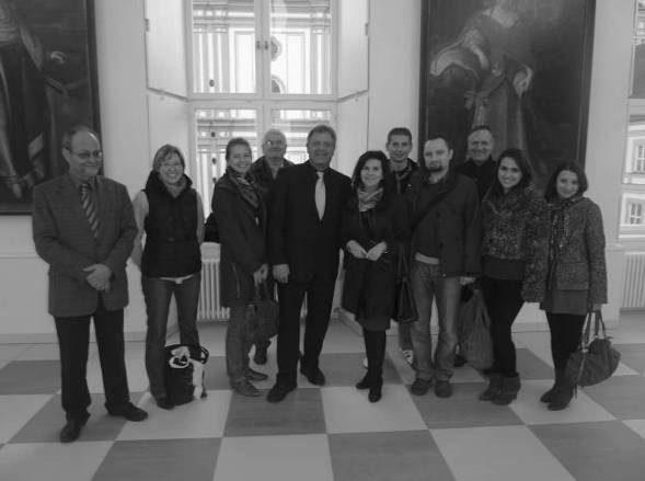Schüleraustausch mit Polen