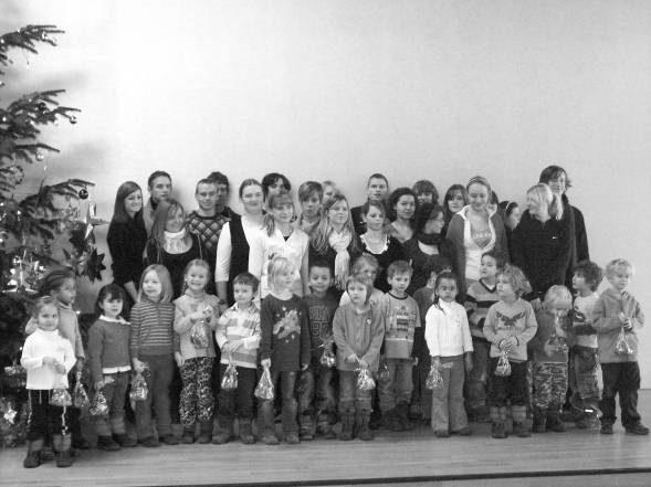 Unterstützung des Kindergartens Rasselbande in Eichenau