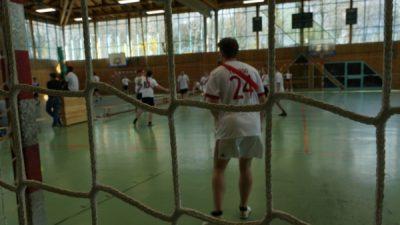 Fußballturnier am 1. April 2019