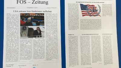 """Wahlpflichtfach """"Internationale Politik"""""""