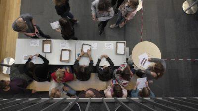 U18-Wahlen am 05. Oktober 2018